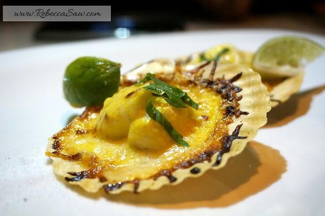 Peruvian - menu at Qba Latin Bar & Grill - rebecca saw blog-001
