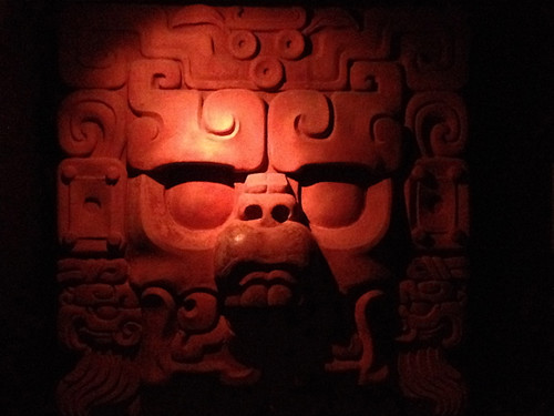 Chetumal - Mayan underworld figure