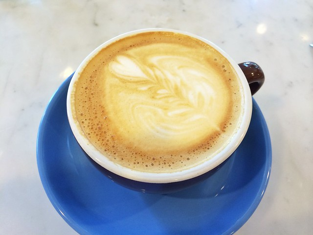 Flat White, Maple & Market