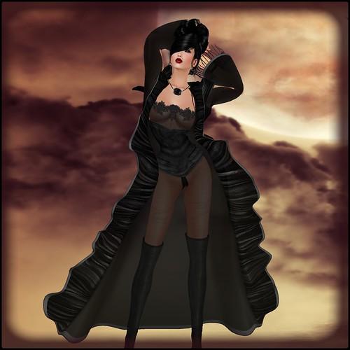 GizzA - Femme Fatale [Black] by Orelana resident