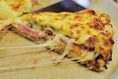frittata, pastitsio, food, dish, cuisine, lasagne,