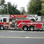 Pierce Ladder 1, Demarest Fire Department, New Jersey