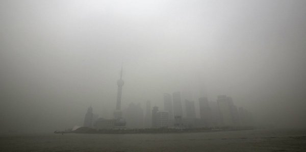 Проблема смога в Китае