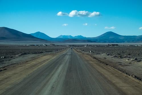 chile road ruta landscape carretera route estrada volcanoes frontera altiplano antofagasta rodovia ollagüe regióndeantofagasta fujifilmfinepixhs20exr