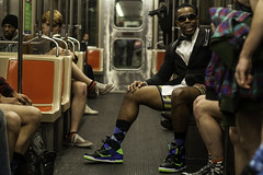No Pants Subway Ride 4