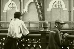 Estação de Trem, Luz