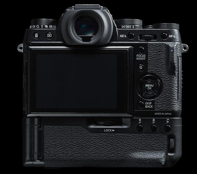 First Look: Fujifilm X-T1