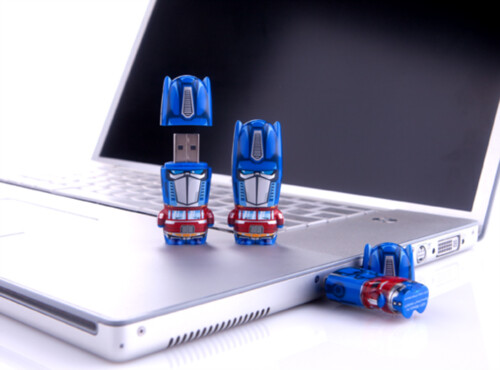 Optimus Prime USB Flash Drive