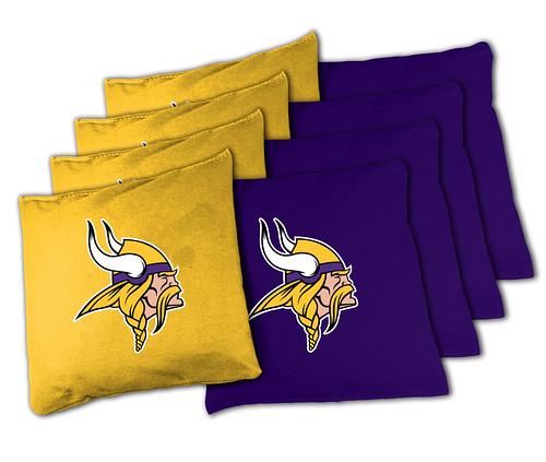 Minnesota Vikings Cornhole Bags