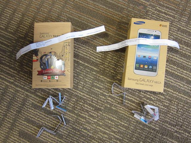 Samsung giveaway