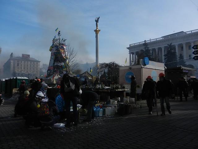Помощники обороны Майдана