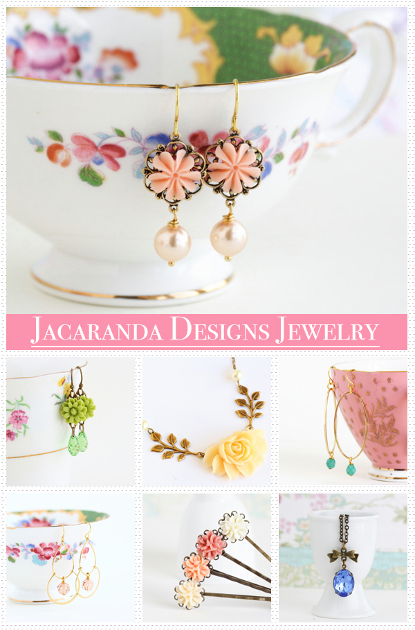 sponsor spotlight : planning for spring with Jacaranda Designs Jewelry | Emma Lamb