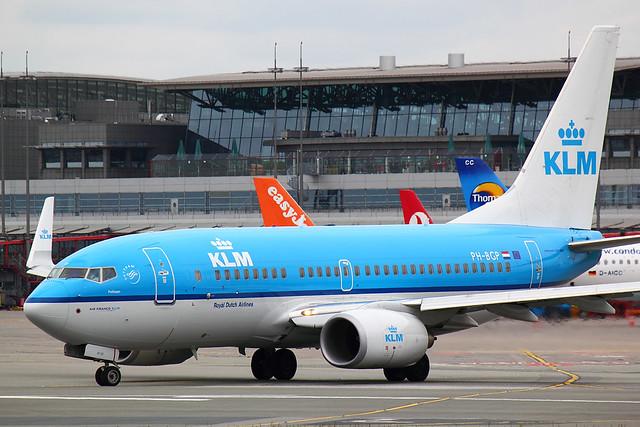 KLM - B737 - PH-BGP (1)