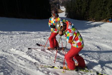 SNOW tour 2013/14: Tanvaldský Špičák - jarní špič(á)ková lyžovačka