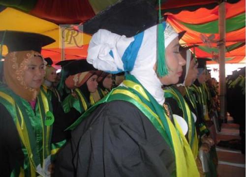 STAIN Malikussaleh Kembali Wisuda para Srjana Baru