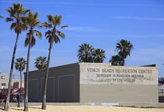 Venice Beach Recreation Center, California, USA