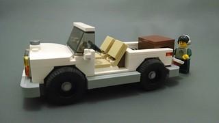 Cargo car