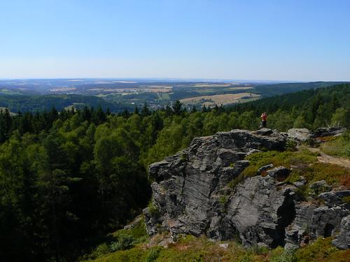 Vysoký kámen (Hoher Stein)