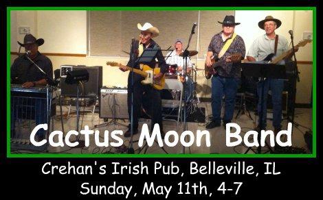 Cactus Moon Band 5-11-14