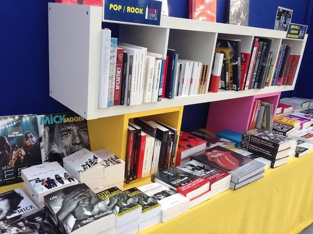 Livres pop/rock - Festival Deauville Livres et Musique