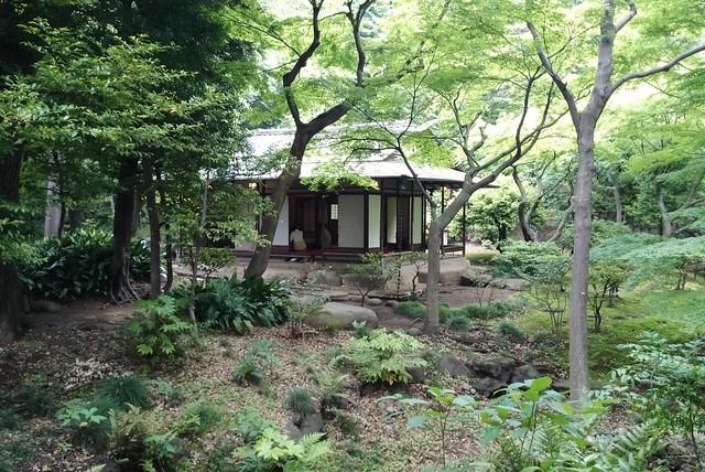 Kyu-Furukawa Garden Tea House