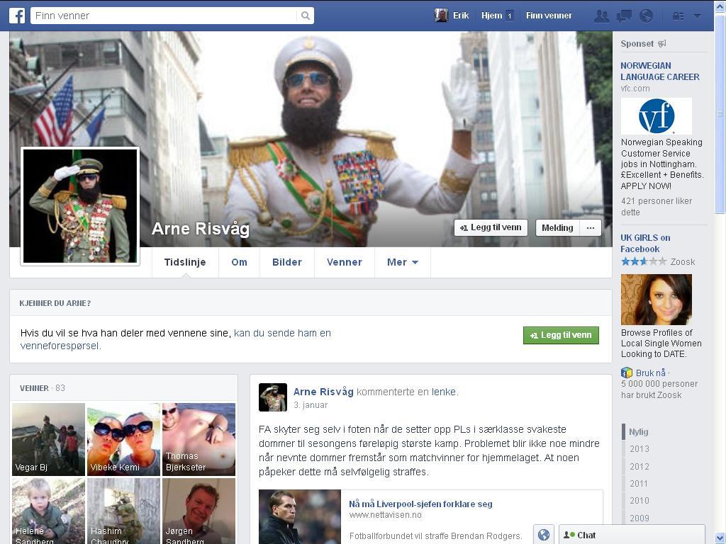risvåg facebook