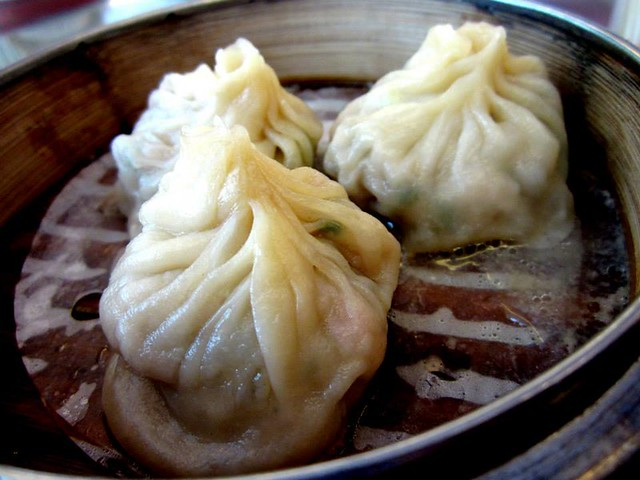 Good Happiness - xiao long pao