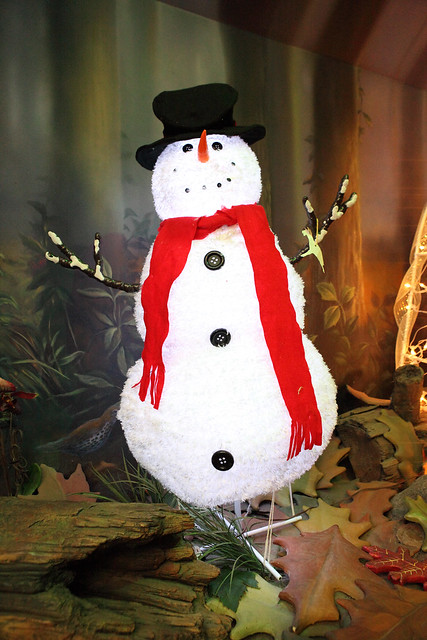 Snowman Flickr Photo Sharing