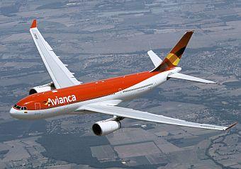 A330 Avianca