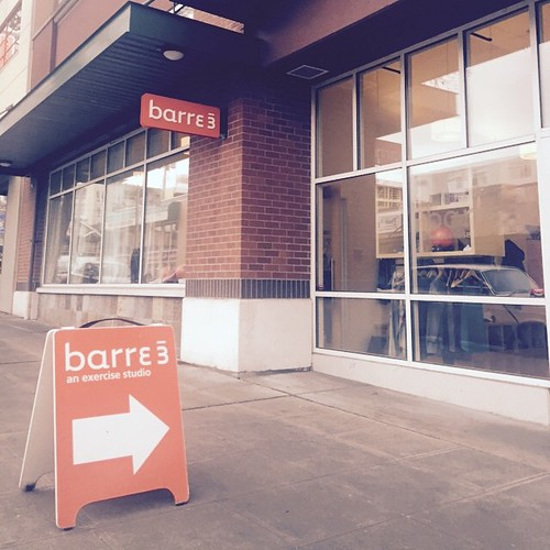 #barre3challenge complete! I bought a 3-month membership so I can keep on with this awesome workout!