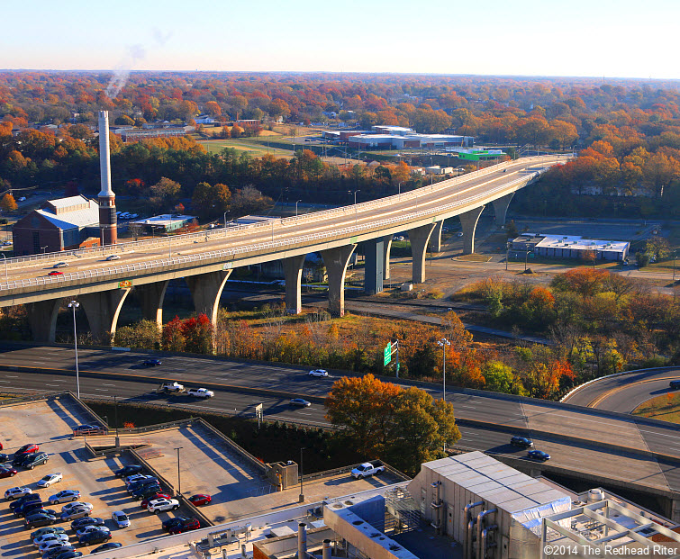 Richmond Virginia interstate highway On The 9th Floor, Your Life Is Defined By Your Daily Actions