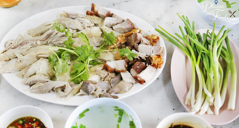 kolok chicken rice platter