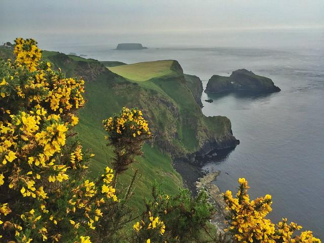 Paisaje de Irlanda del Norte (Qué ver en Irlanda del Norte)