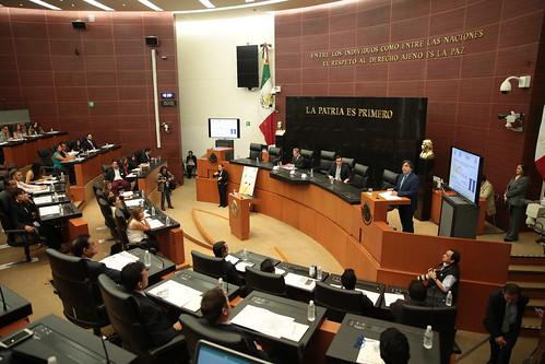 El día 19 de mayo del 2016 se llevó a cabo en el Senado de la República el Taller avanzado de oratoria y debate público.