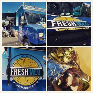 @FreshMedCLT #FoodTruck #Charlotte