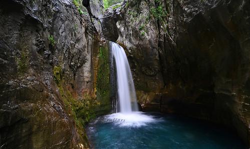 Sapadere Kanyonu ve Şelalesi