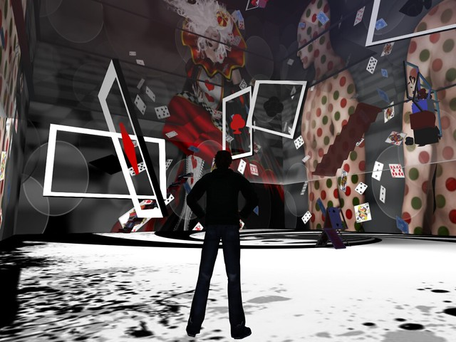 SL13B Incredible - The Trump Card - Peering Into A House of Cards