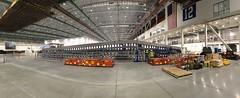 Boeing 777X Composite Wing Spar Tooling