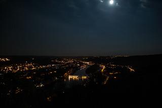 Vue depuis la Citadelle de Namur