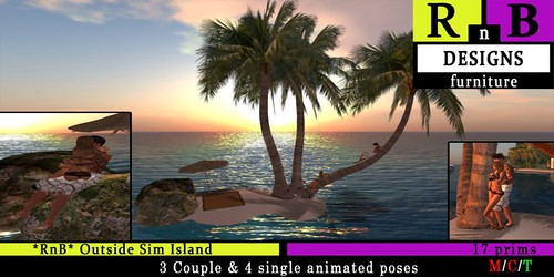 PROMO ! *RnB* In_Outside Sim Island - 3 Couple & 4 Singles