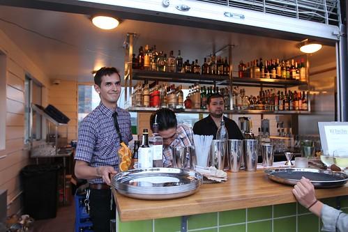 Chris Lane at El Techo de Lolinda
