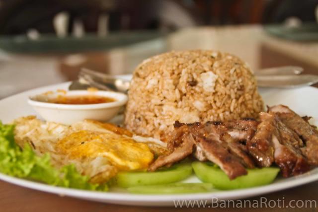 Lunch in Phnom Penh