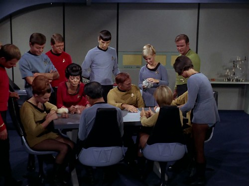 "Recreation Room: ""The Trouble With Tribbles"""