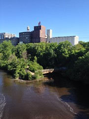 SIA 2013: Mississippi River and Bridge Tour