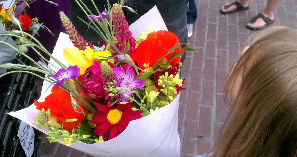 $5 bouquet