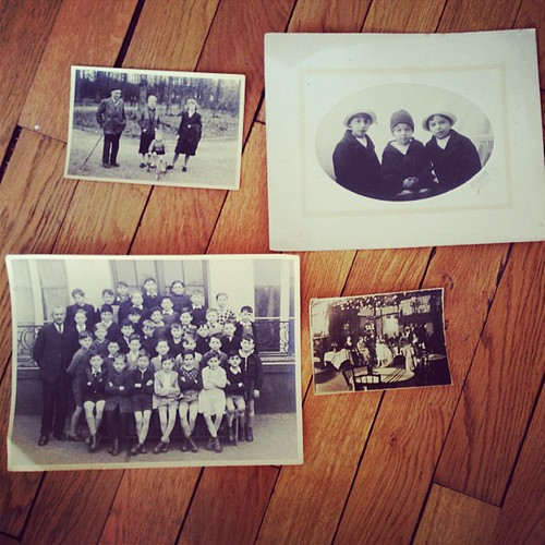 My biggest passion: old photos by la casa a pois