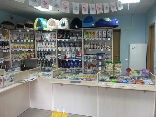 Ветеринарная аптека «Багира» на Аксакова