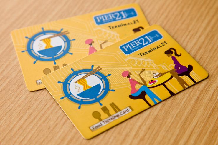 Food-Terminal-Card