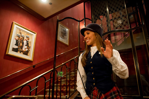 Walk in Walt's Disneyland Footsteps Tour - Club 33