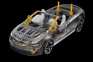 Überrollschutz Opel Cascada